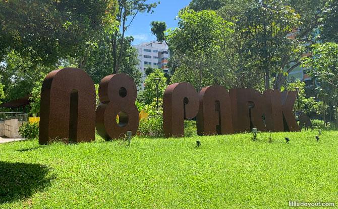Yishun Neighbourhood 8 Park