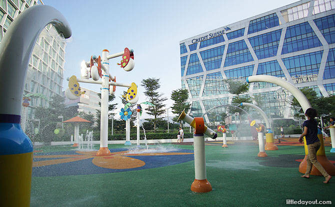 Changi City Point's Playground
