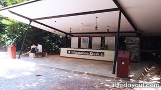 Chek Jawa Visitor Centre