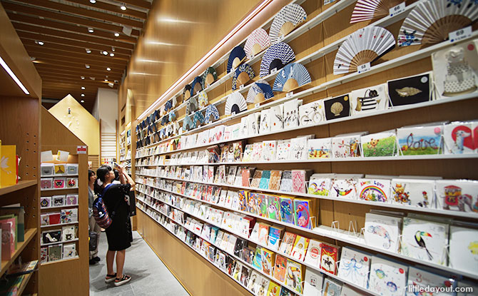 Itoya, Stationery store in Ginza