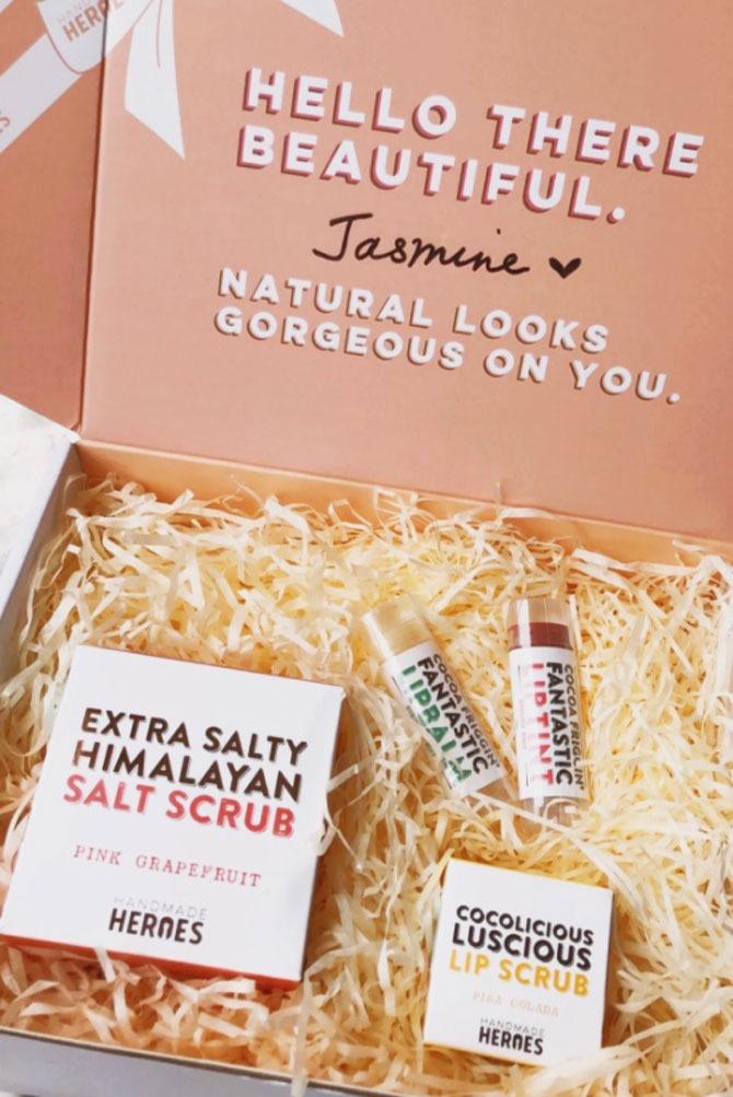 Handmade Heroes - Skin Care Package Singapore