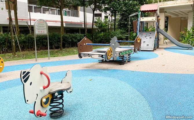 Hong Kah North Playground
