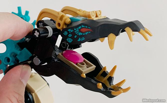 LEGO Sea Serpant