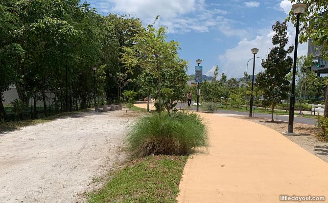 Pasir Panjang Park Paths