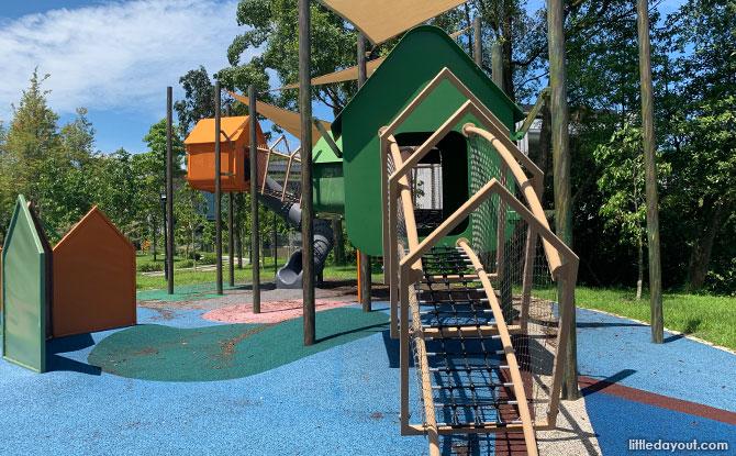 Entry to the Yishun N8 Playground