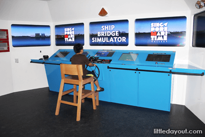 Ship Bridge Simulator