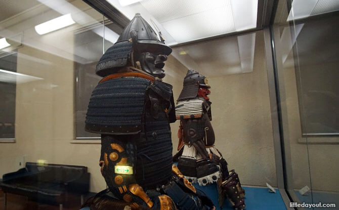 Attire of the Military Elite, Tokyo National Museum