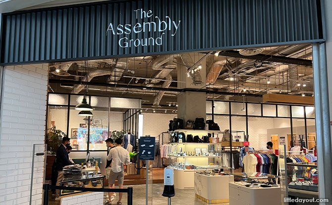 The Assembly Ground Store