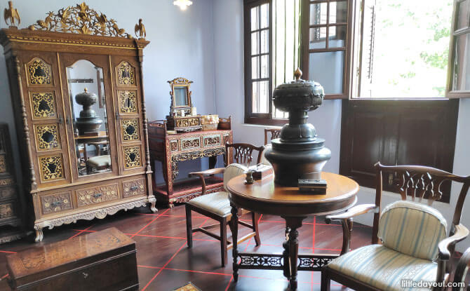 Treasures of the Peranakan House