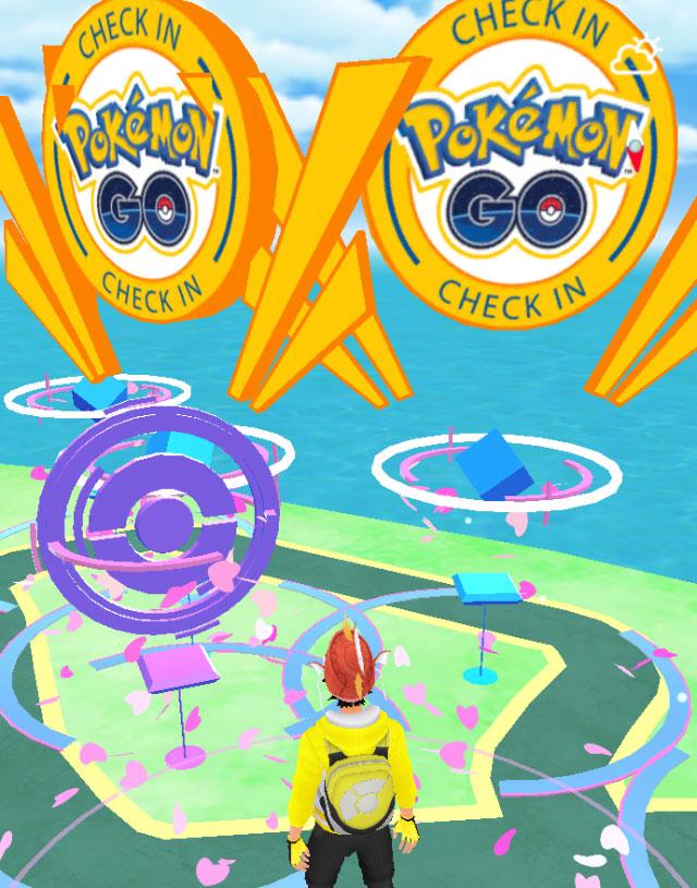 Check In at the Pokemon Go Safari Zone 2019, Sentosa