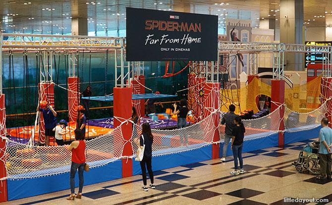 Spider-Man Adventure Playground