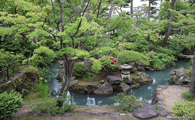 Shinkei-en Garden