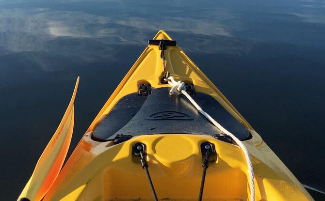 Go kayaking