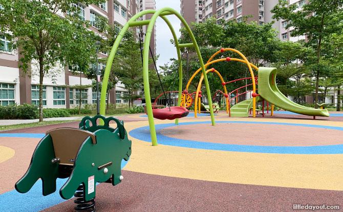 West Terra @ Bukit Batok Playground