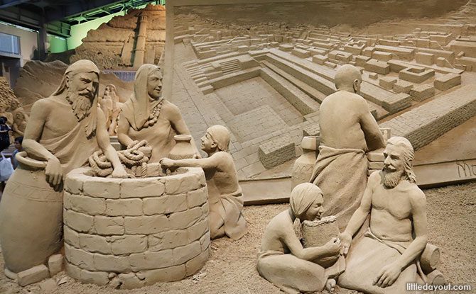 Going back in time to the Indus Valley Civilization