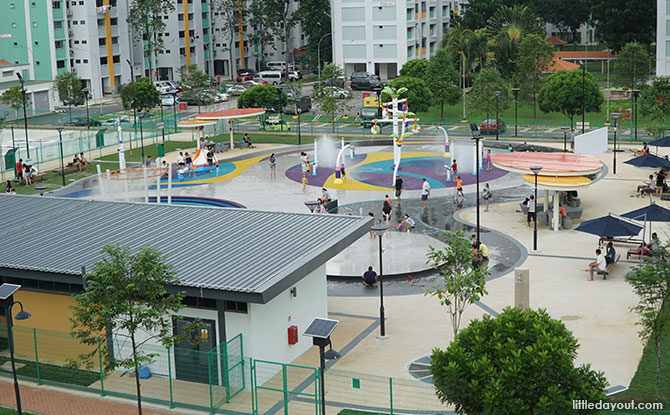 16 Oasis Waterpark Yishun