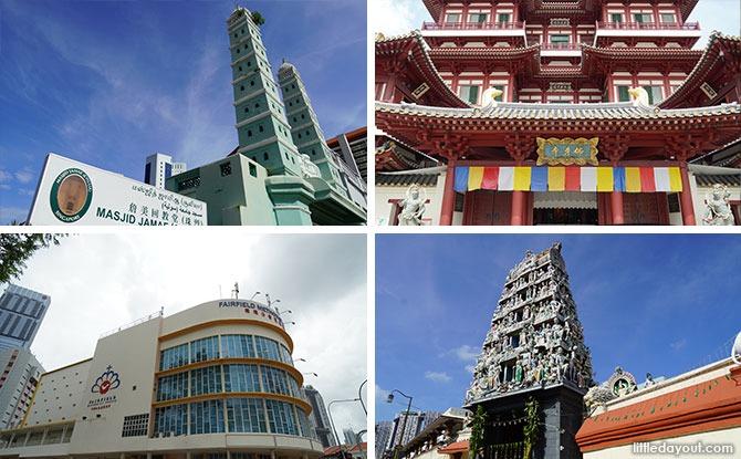 """LetsGoTour Singapore's """"Regardless of Race, Language, or Religion"""" tour"""