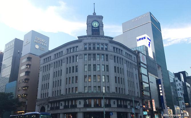 Mitsukoshi Nihombashi department store