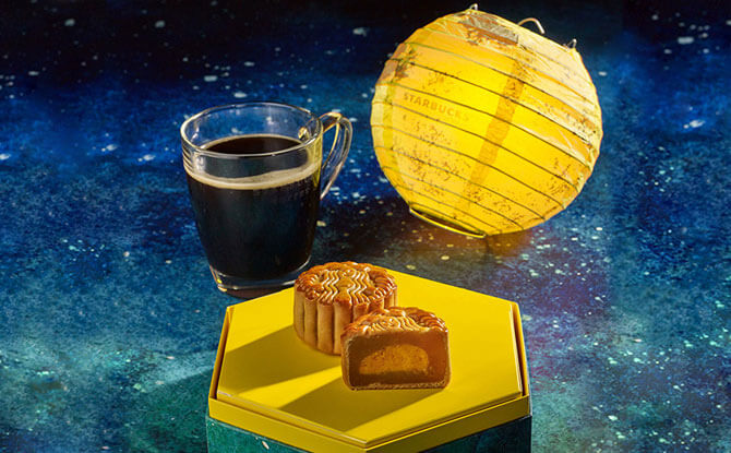 Custard Mooncake Box