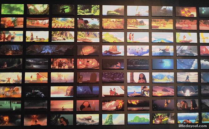 ArtScience Museum Disney: Magic of Animation