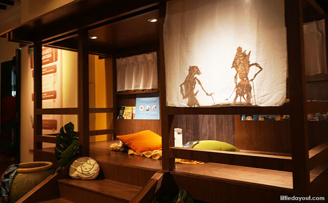Malay Heritage Centre's Children's Play Space - Adventures In Nusantara