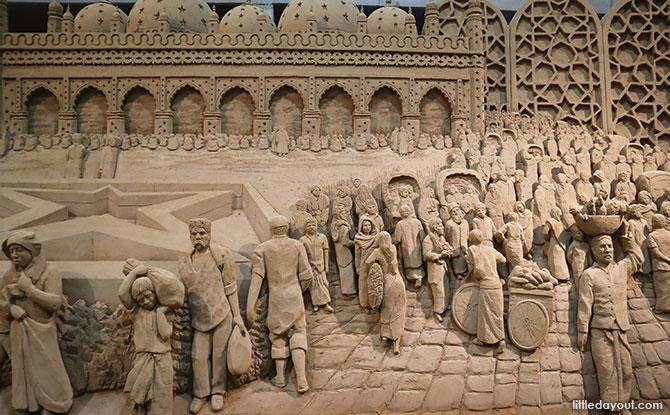 Tour of mythology and religion