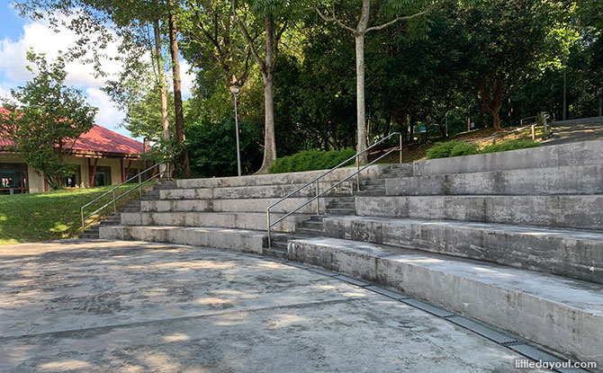 Yishun Park amphitheatre