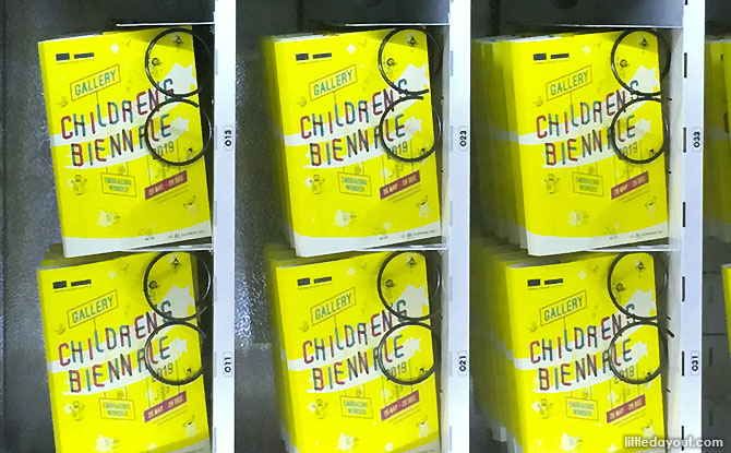 Gallery Children's Biennale 2019 Art Pack