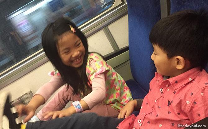 Train to Zhongli