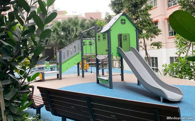 West Valley @ Bukit Batok Toddler Playground