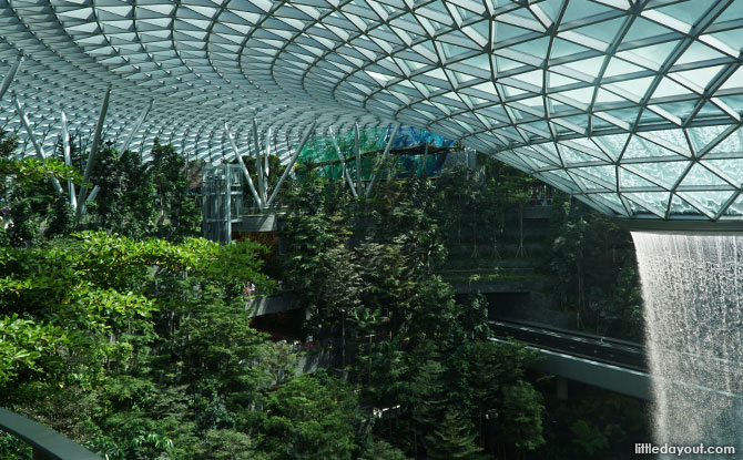 Canopy Park at Jewel Changi Airport