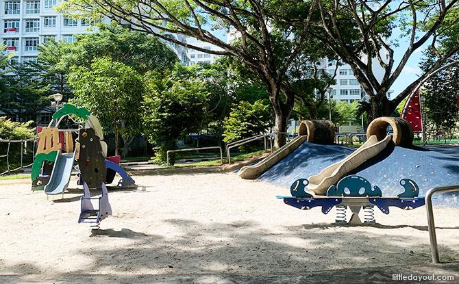 Yishun Park Playground