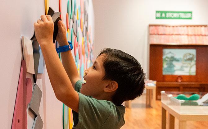 Explore Imaginative Worlds Through Art