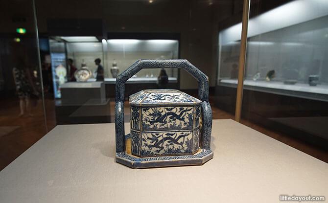 Display at Tokyo National Museum