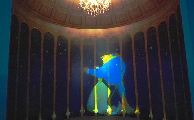Disney: The Magic of Animation, ArtScience Museum