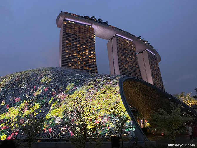 Future Together, Gardens by the Bay