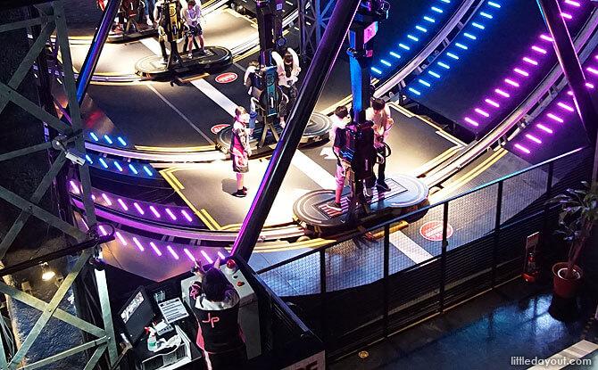 Tokyo Joypolis In Odaiba, Japan: Endless Electronic Fun & Games