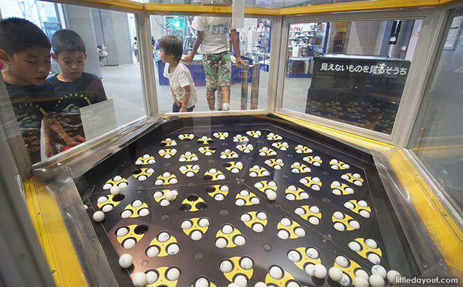 Osaka Science Museum: Hands-On Discovery