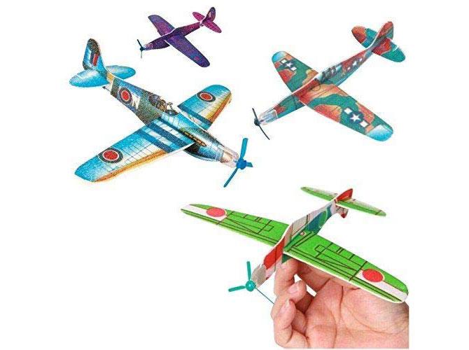 Styrofoam Glider Plane