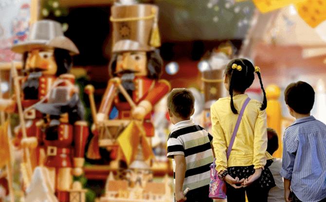 Wonderland of Toys