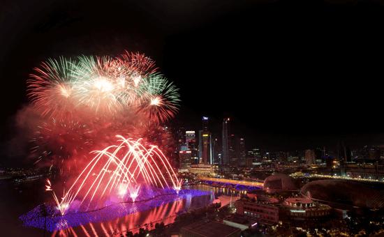 MBSC Fireworks