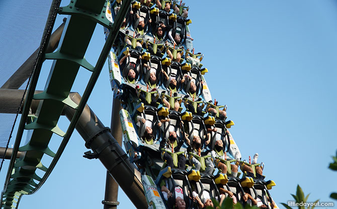 Take A Virtual Ride On Japan's Rollercoasters Online
