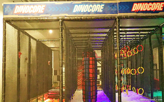 Dinocore Extreme Activity Park activities