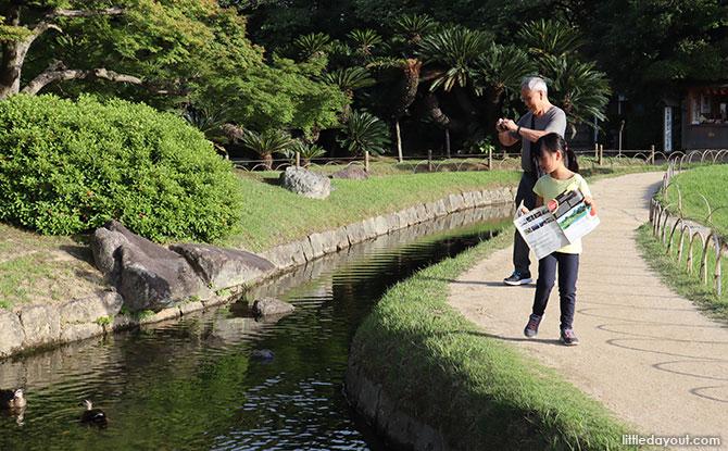 Walk at Okayama