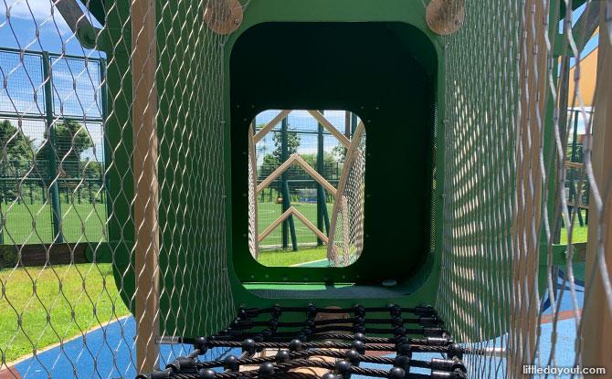 Interconnected Houses - Yishun Treehouse Playground