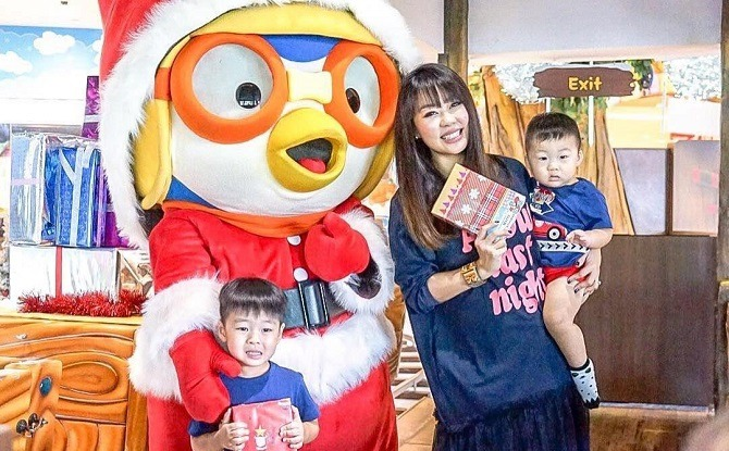 Pororo Park Singapore - December 2019 programmes