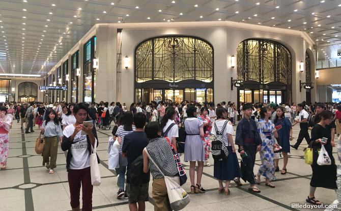 Umeda, Hankyu Department Store