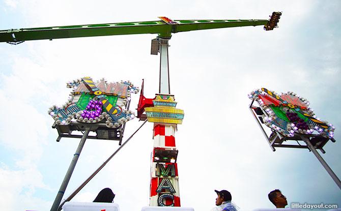 Mach 5, Prudential Marina Bay Carnival 2019