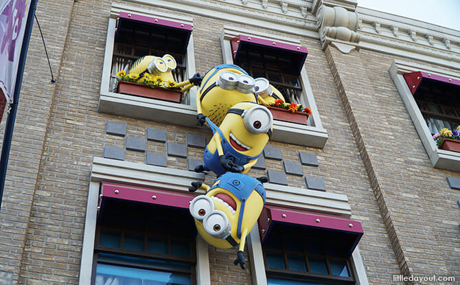 Going Mad On Minions At Universal Studios Japan