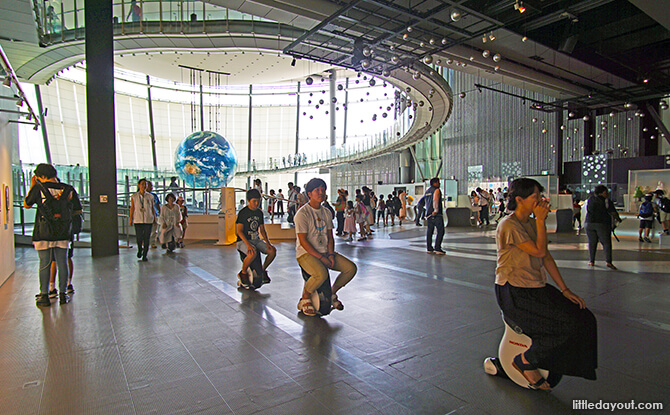Miraikan (National Museum of Emerging Science and Innovation): Experience The Future In Odaiba, Tokyo